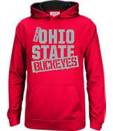 Kids' J. America Ohio State Buckeyes College Pullover Hoodie