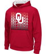 Kids' Stadium Oklahoma Sooners College Pullover Hoodie