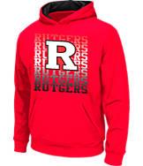 Kids' Stadium Rutgers Scarlet Knights College Pullover Hoodie
