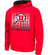 Kids' Stadium Utah Utes College Pullover Hoodie