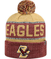 Top of the World Boston College Eagles College Below Zero Cuffed Pom Knit Hat