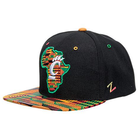 Zephyr Cincinnati Bearcats College Zukente Snapback Hat