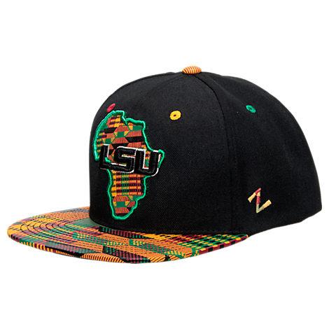 Zephyr LSU Tigers College Zukente Snapback Hat