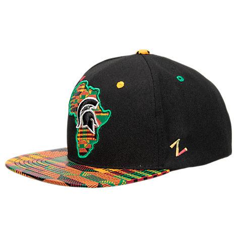 Zephyr Michigan State Spartans College Zukente Snapback Hat