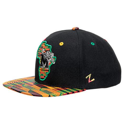 Zephyr Memphis Tigers College Zukente Snapback Hat