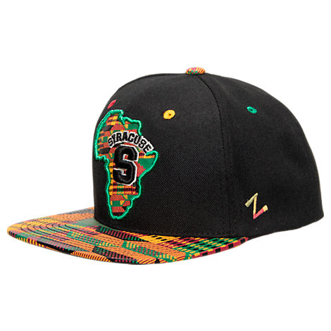 Zephyr Syracuse Orange College Zukente Snapback Hat