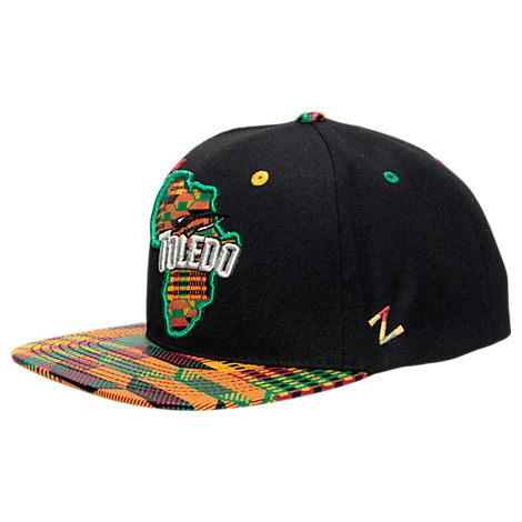 Zephyr Toledo Rockets College Zukente Snapback Hat