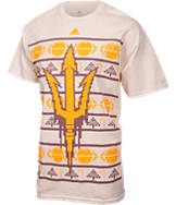 Men's adidas Arizona State Sun Devils College Ugly T-Shirt