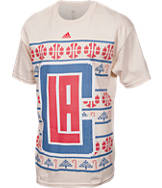Men's adidas Los Angeles Clippers NBA Ugly T-Shirt