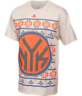 Men's adidas New York Knicks NBA Ugly T-Shirt