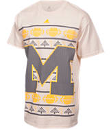 Men's adidas Michigan Wolverines College Ugly T-Shirt