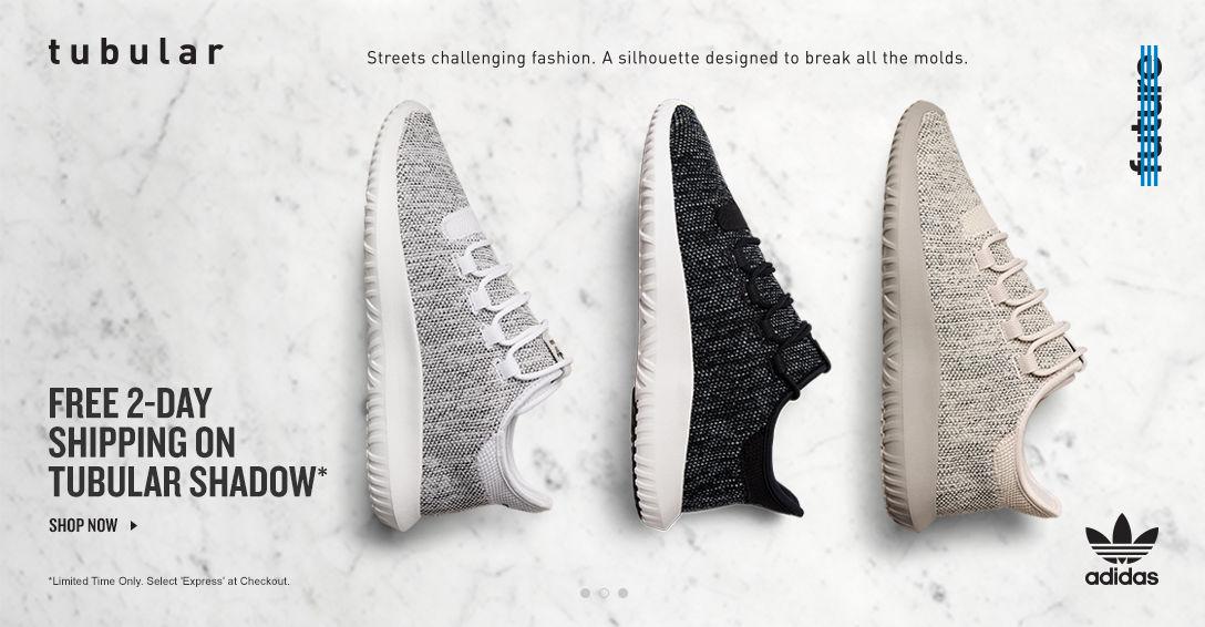 Adidas Tubular Shadow. Shop Now.