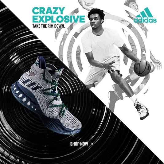 Adidas Crazy Explosive. Shop Now.