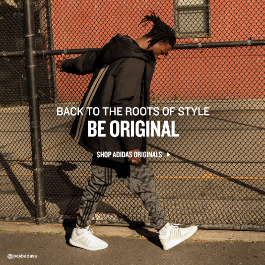 Be Original. Shop Adidas Originals.