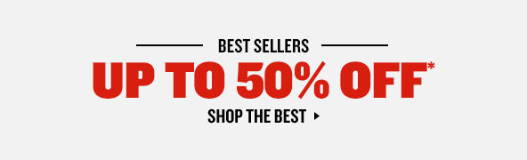 End of Season Sale Best Sellers Up To 50% Off. Shop The Best.