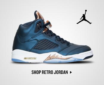 Shop Retro Jordan.