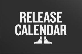 Jordan Release Calendar