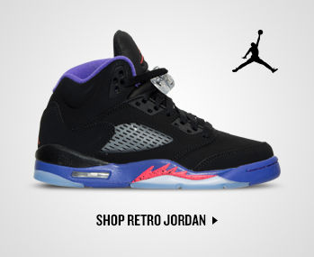 Shop Jordan Retros.