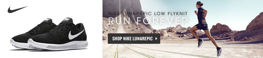 Shop Nike LunarEpic Low Flyknit.