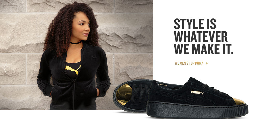 Shop Women's Top Puma.