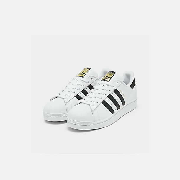 Men S Adidas Superstar Casual Shoes Wbk