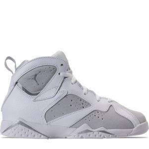 Boys' Preschool Jordan Retro 7 Basketball Shoes Product Image