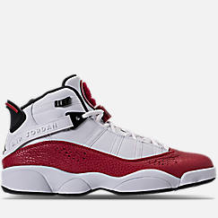 나이키 에어조던6 Nike Mens Air Jordan 6 Rings Basketball Shoes