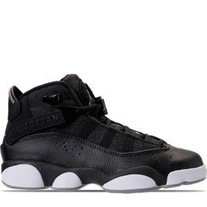 Boys' Grade School Jordan 6 Rings Basketball Shoes Product Image