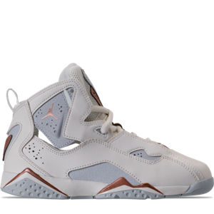 Girls' Preschool Jordan True Flight Basketball Shoes  Product Image