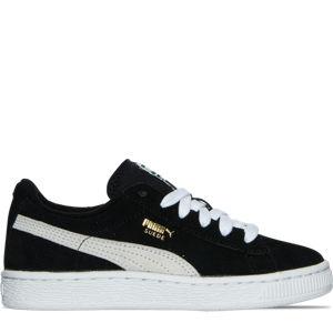 Boys' Preschool Puma Suede Casual Shoes Product Image