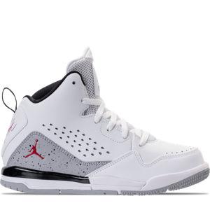 Boys' Preschool Jordan Flight SC-3 Basketball Shoes Product Image