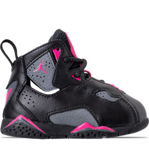 Girls' Toddler Jordan True Flight Basketball Shoes Product Image