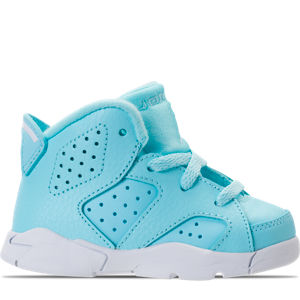 Girls' Toddler Jordan Retro 6 Basketball Shoes Product Image