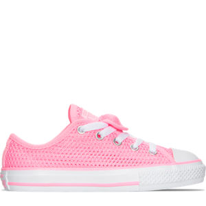 Girls' Preschool Converse Chuck Taylor All Star Double Tongue Casual Shoes Product Image
