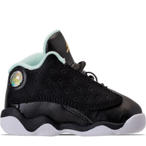 Girls' Toddler Air Jordan Retro 13 Basketball Shoes Product Image
