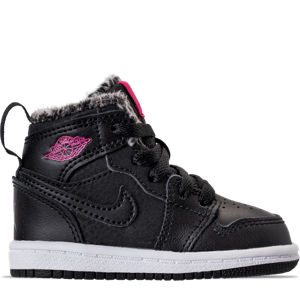 Girls' Toddler Jordan Retro 1 High Basketball Shoes Product Image