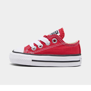 Kids' Toddler Converse Chuck Taylor Ox Casual Shoes Product Image