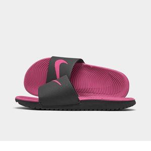 Girls' Grade School Nike Kawa Slide Sandals Product Image