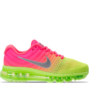 Girls' Grade School Nike Air Max 2017 Running Shoes Product Image