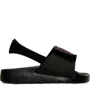 Girls' Toddler Jordan Hydro 6 Slide Sandals Product Image