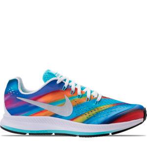 Girls' Grade School Nike Zoom Pegasus 34 Print Running Shoes Product Image