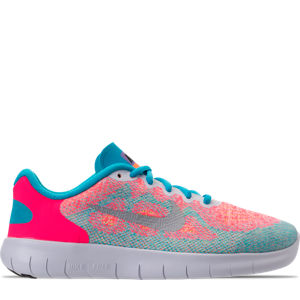 Girls' Grade School Nike Free RN 2017 Running Shoes Product Image