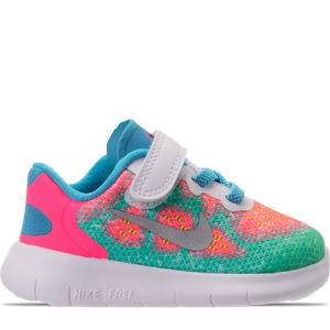 Girls' Toddler Nike Free RN 2017 Running Shoes Product Image