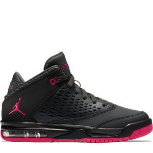 Girls' Grade School Jordan Flight Origin 4 (3.5y - 9.5y) Basketball Shoes Product Image