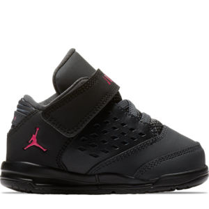 Girls' Toddler Jordan Flight Origin 4 Basketball Shoes Product Image