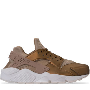 Women's Nike Air Huarache Run Premium TXT Casual Shoes Product Image