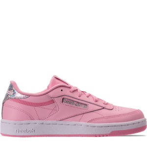 Girls' Grade School Reebok Club C Casual Shoes Product Image