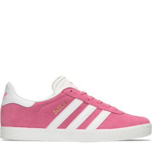 Girls' Grade School adidas Gazelle Casual Shoes Product Image