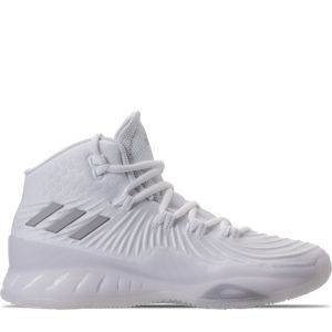 Boys' Grade School adidas Crazy Explosive 2017 Primeknit Basketball Shoes Product Image