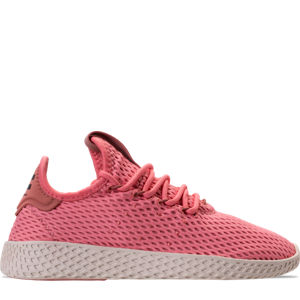 Girls' Grade School adidas Originals Pharrell Williams Tennis HU Casual Shoes Product Image